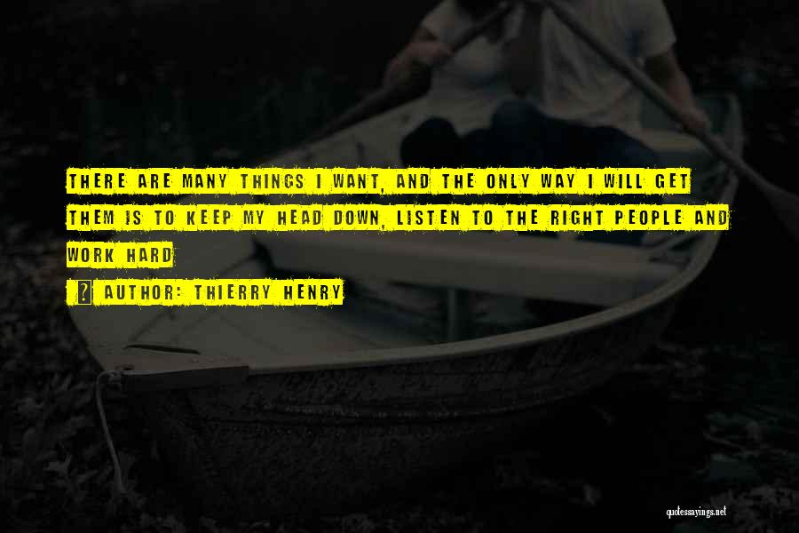 Things Will Get Hard Quotes By Thierry Henry