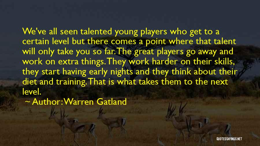 Things Will Get Hard Quotes By Warren Gatland