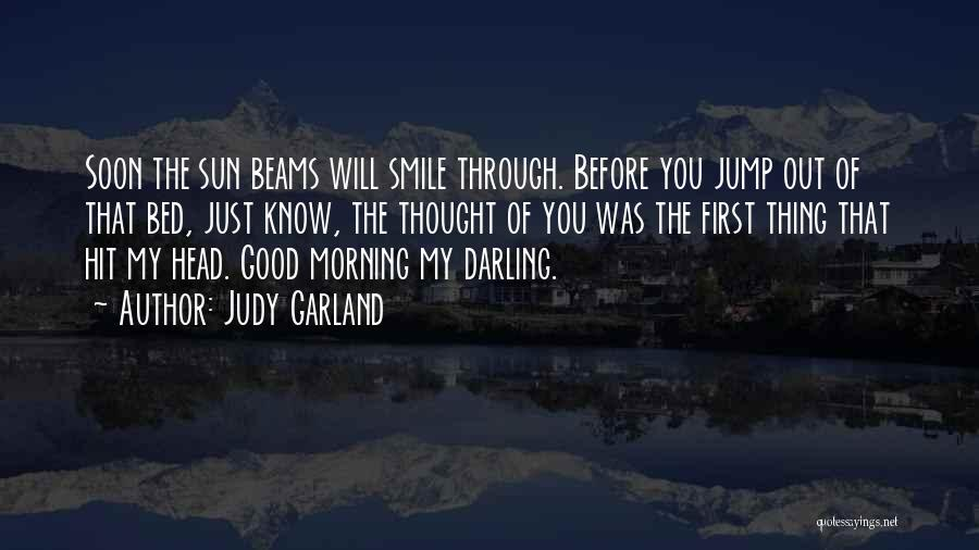 Think Before You Jump Quotes By Judy Garland