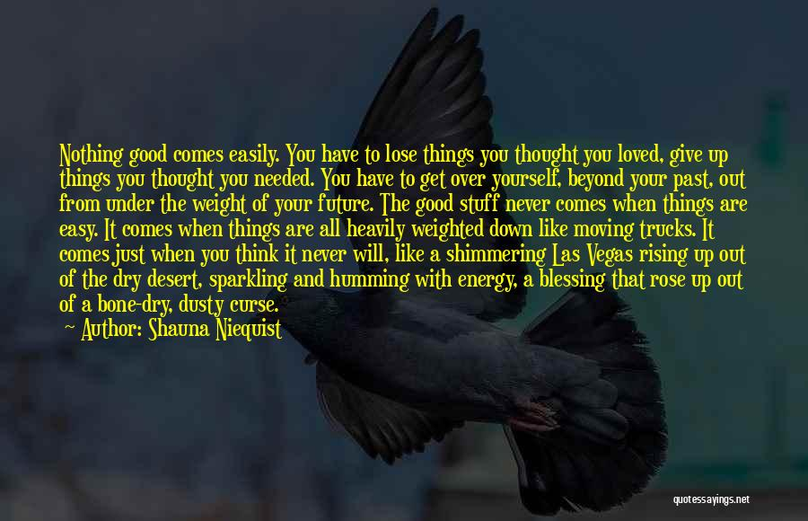 Think Beyond Yourself Quotes By Shauna Niequist