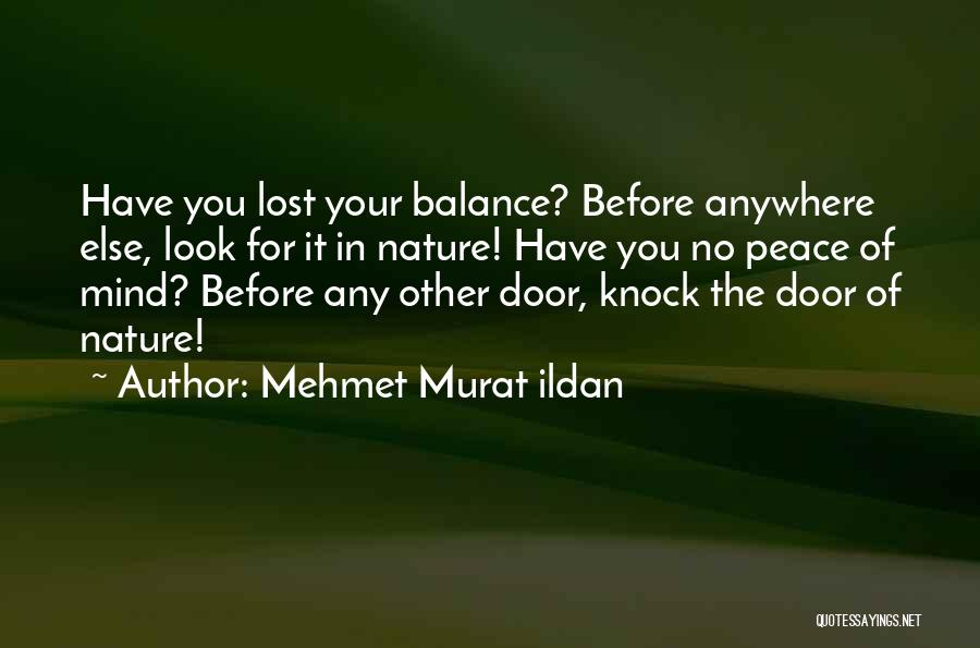 Think Of Others Before Yourself Quotes By Mehmet Murat Ildan