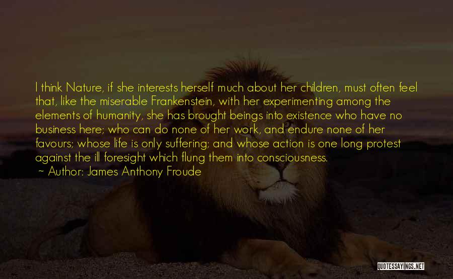 Thinking Ill Of Others Quotes By James Anthony Froude