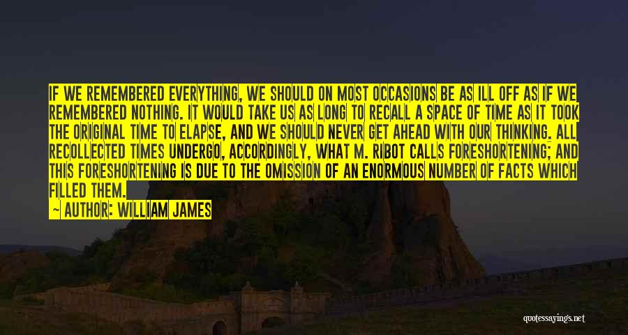 Thinking Ill Of Others Quotes By William James