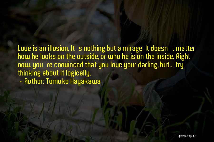 Thinking Logically Quotes By Tomoko Hayakawa