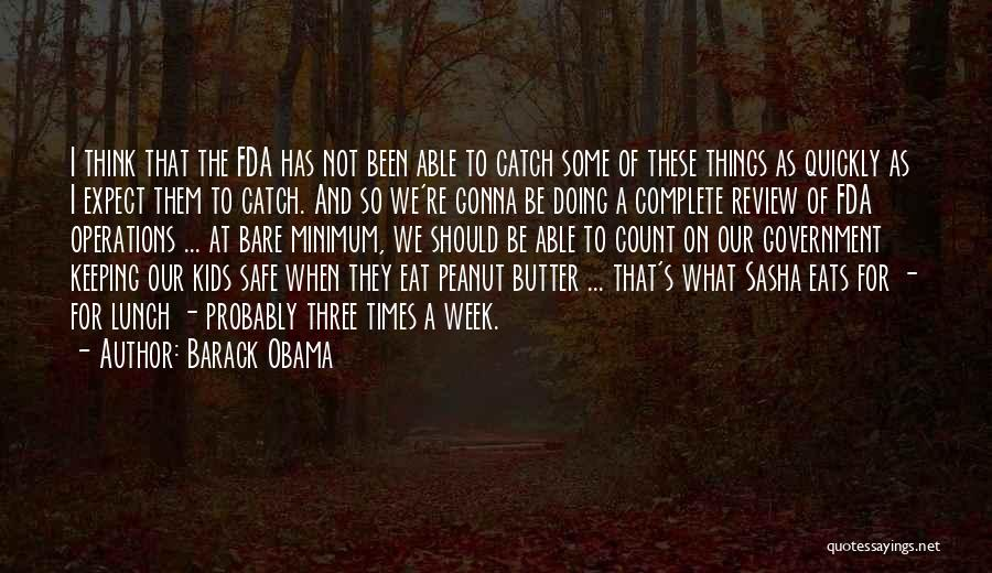 Thinking Quickly Quotes By Barack Obama