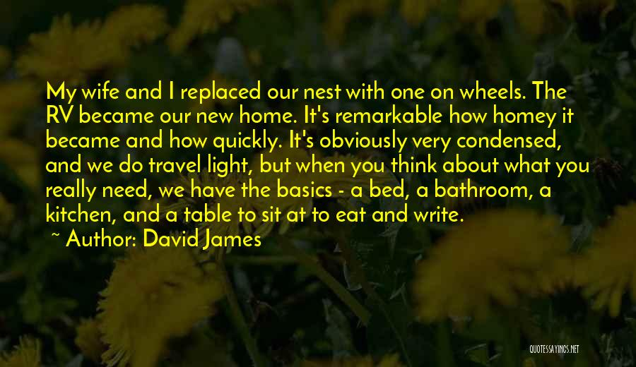 Thinking Quickly Quotes By David James
