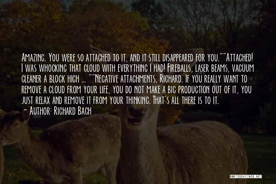 Thinking Someone Is Amazing Quotes By Richard Bach