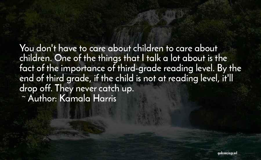 Third Child Quotes By Kamala Harris