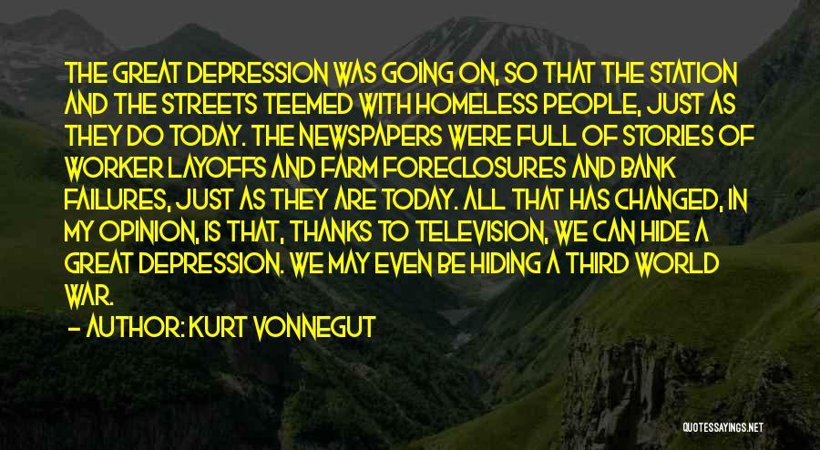 Third World War Quotes By Kurt Vonnegut