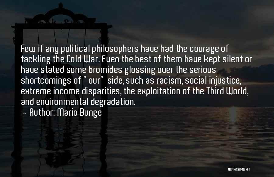 Third World War Quotes By Mario Bunge