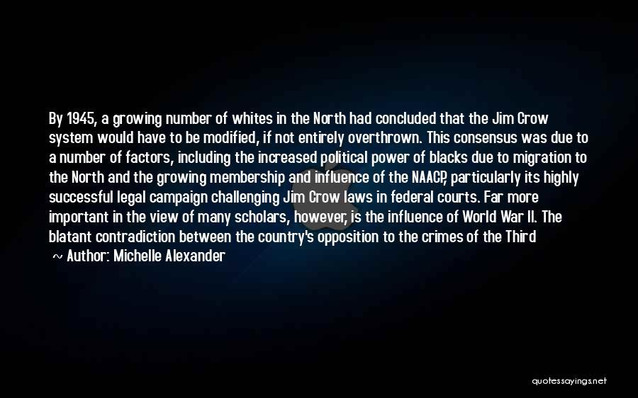 Third World War Quotes By Michelle Alexander