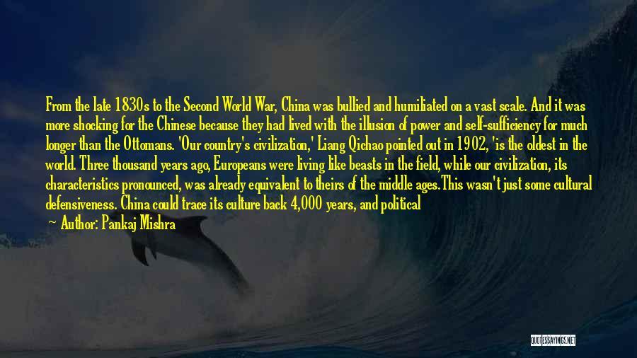 Third World War Quotes By Pankaj Mishra