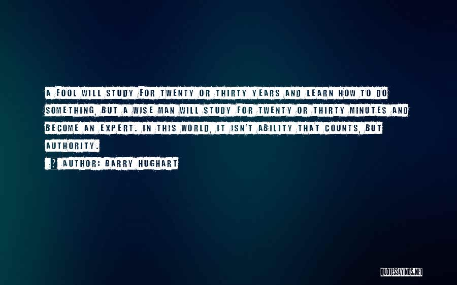 Thirty Minutes Quotes By Barry Hughart
