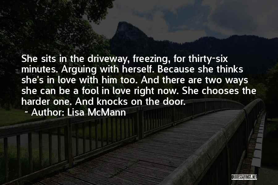 Thirty Minutes Quotes By Lisa McMann
