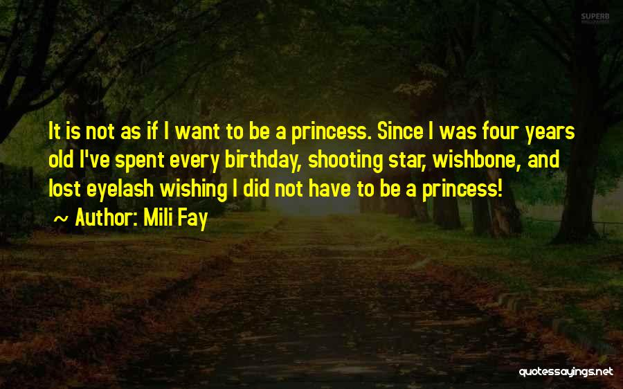 Thirty Years Old Birthday Quotes By Mili Fay