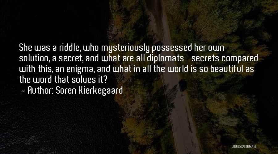 This Beautiful World Quotes By Soren Kierkegaard