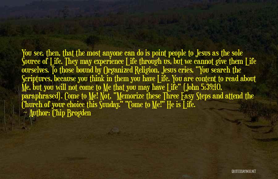 This Is 40 Quotes By Chip Brogden
