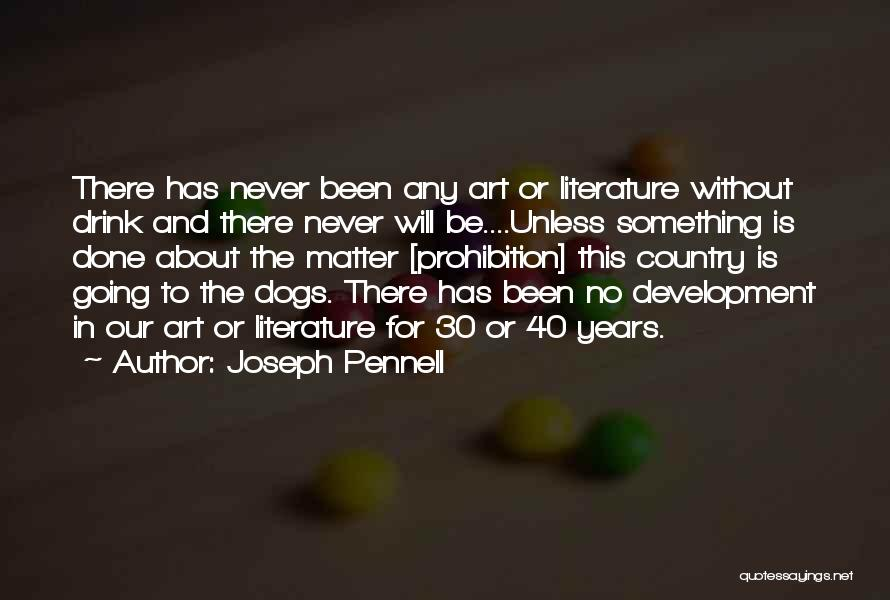 This Is 40 Quotes By Joseph Pennell