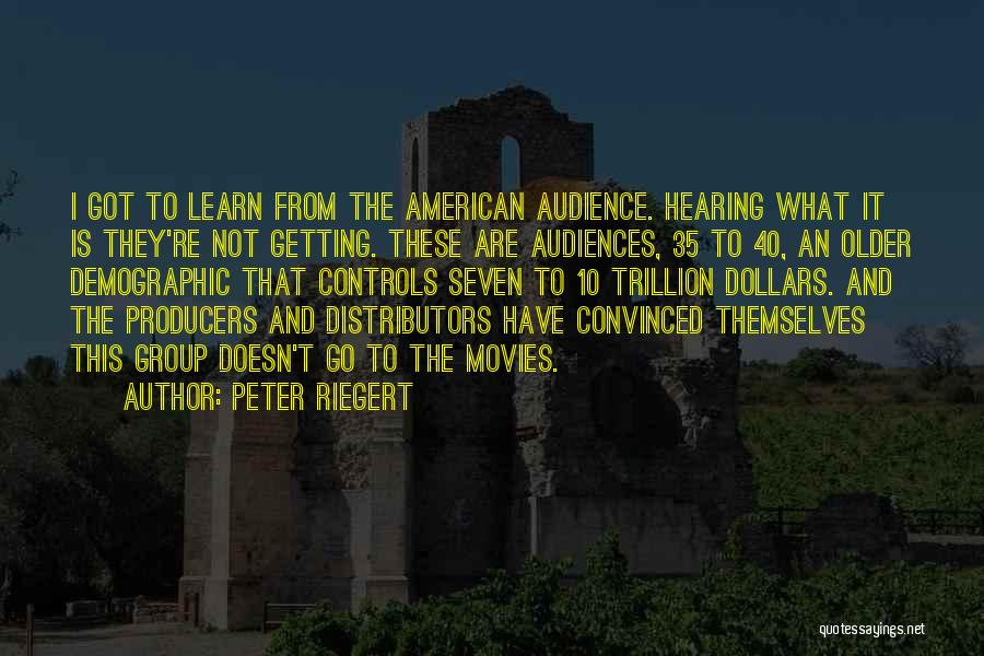 This Is 40 Quotes By Peter Riegert