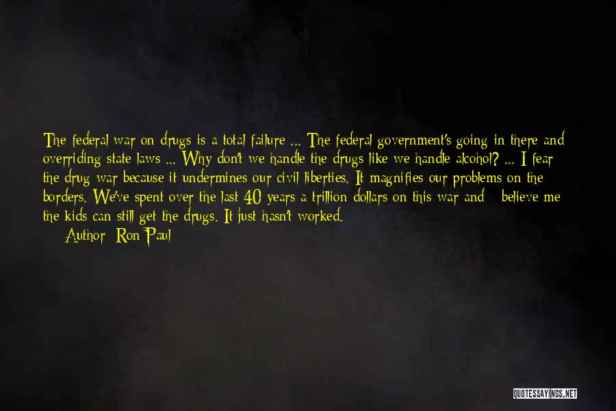 This Is 40 Quotes By Ron Paul