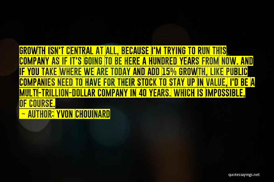 This Is 40 Quotes By Yvon Chouinard