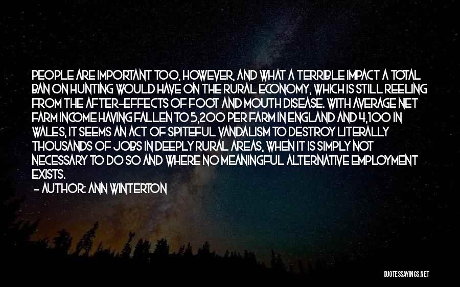 This Is England Best Quotes By Ann Winterton