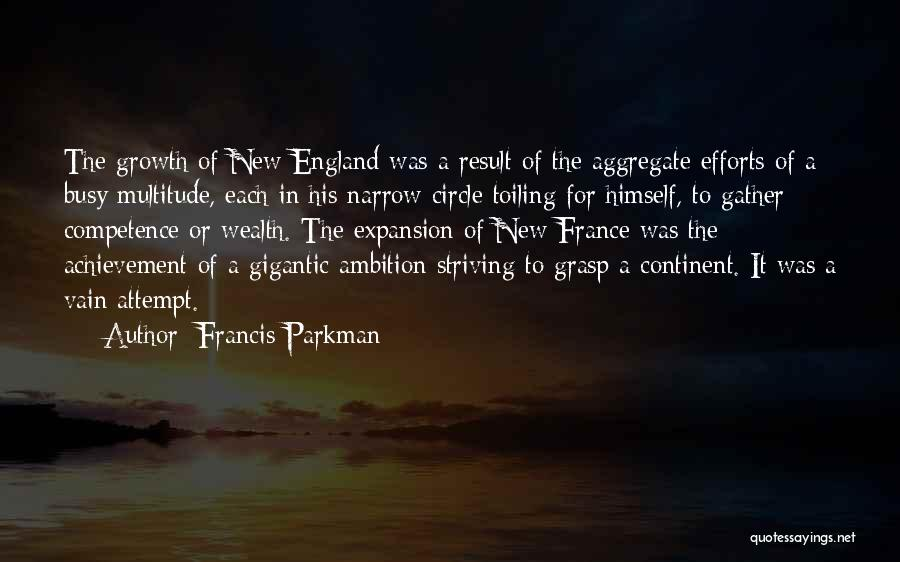 This Is England Best Quotes By Francis Parkman