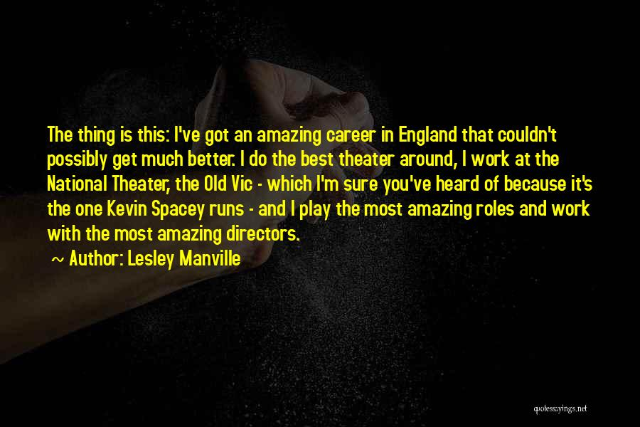This Is England Best Quotes By Lesley Manville