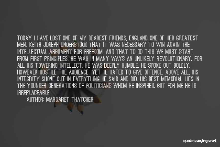 This Is England Best Quotes By Margaret Thatcher