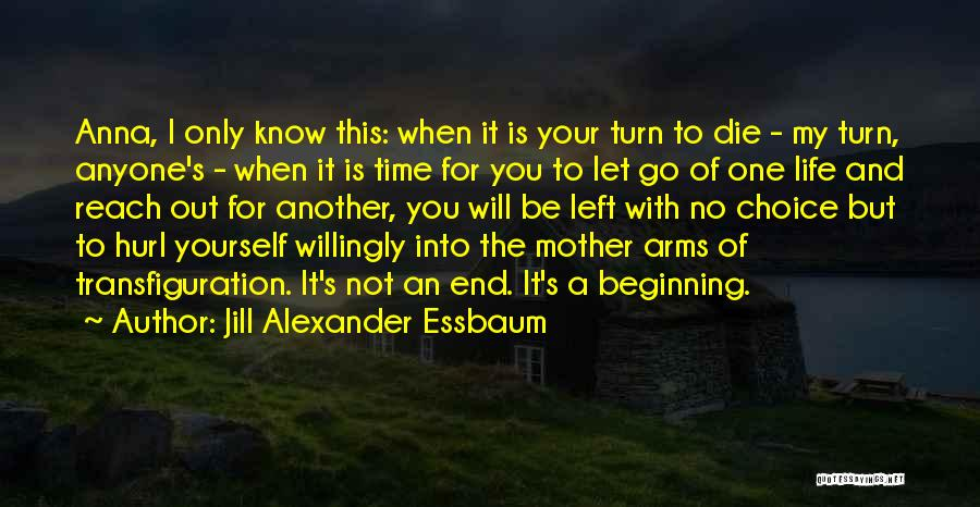 This Is Not The End Only The Beginning Quotes By Jill Alexander Essbaum