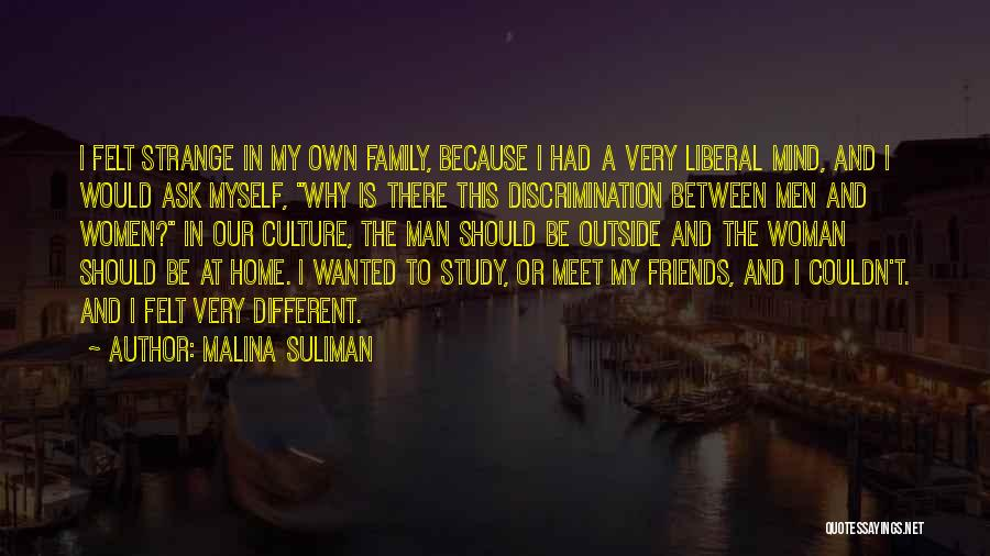 This Is Our Family Quotes By Malina Suliman
