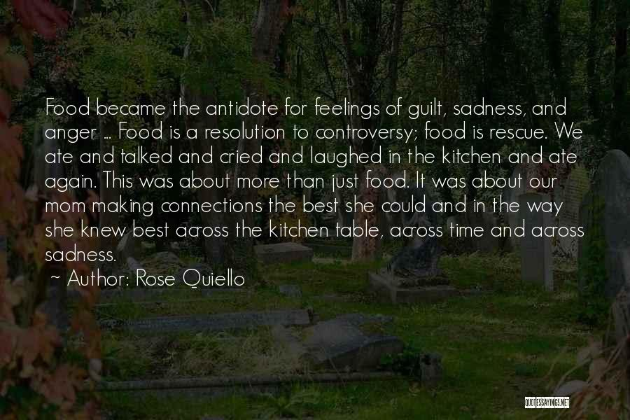 This Is Our Family Quotes By Rose Quiello