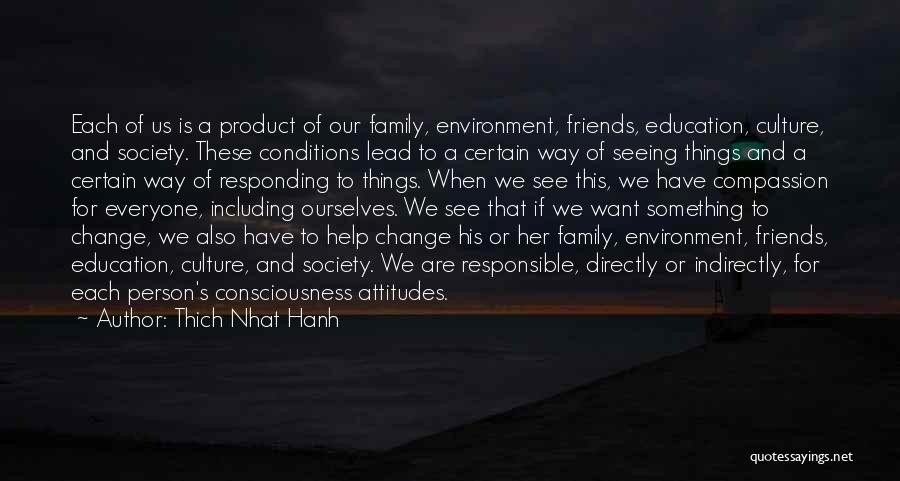 This Is Our Family Quotes By Thich Nhat Hanh