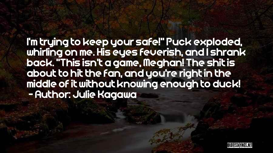 This Isn't Right Quotes By Julie Kagawa