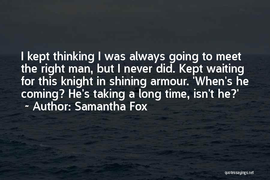 This Isn't Right Quotes By Samantha Fox