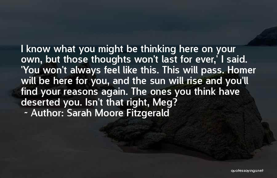 This Isn't Right Quotes By Sarah Moore Fitzgerald