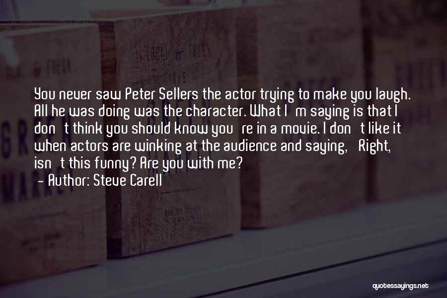 This Isn't Right Quotes By Steve Carell