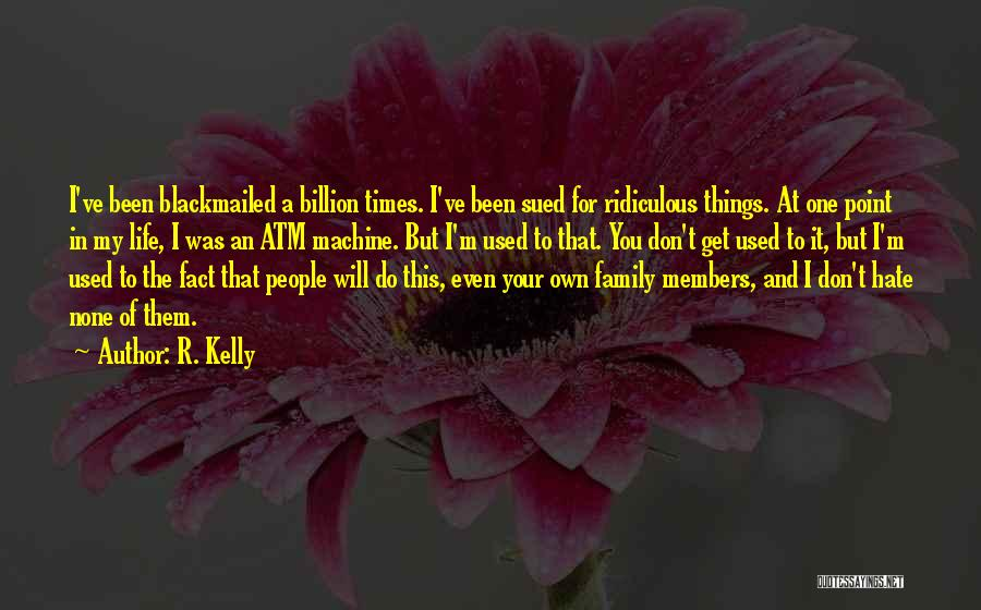 This Point In My Life Quotes By R. Kelly