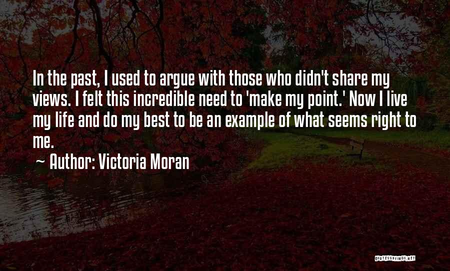 This Point In My Life Quotes By Victoria Moran