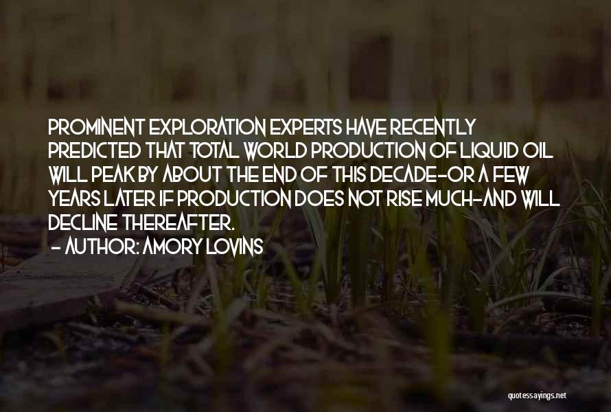 This World Quotes By Amory Lovins
