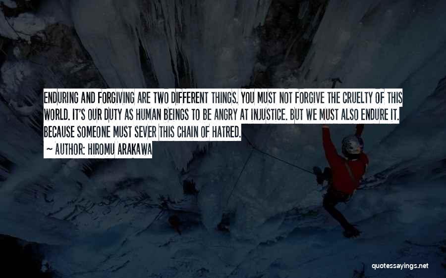 This World Quotes By Hiromu Arakawa