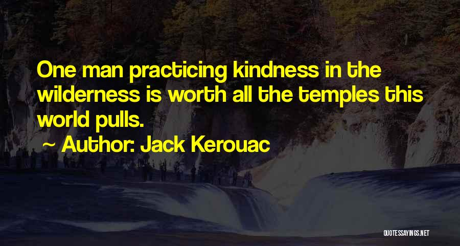 This World Quotes By Jack Kerouac