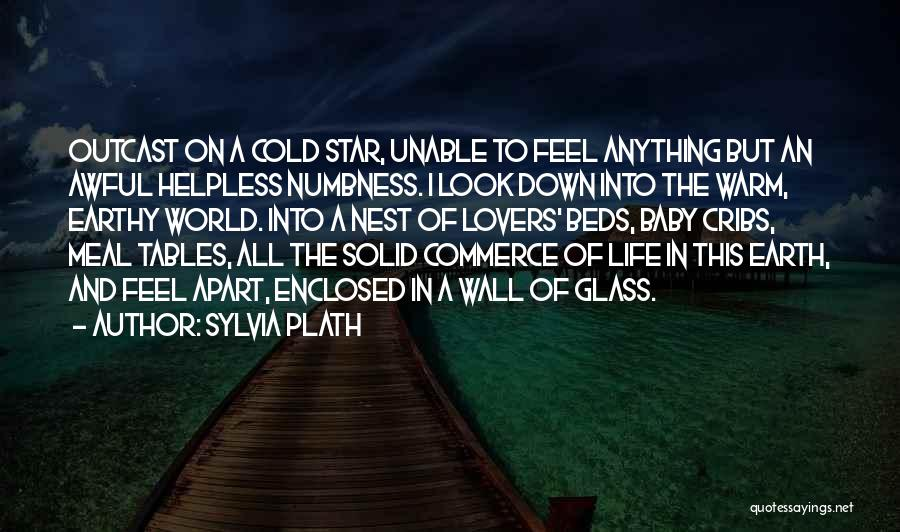 This World Quotes By Sylvia Plath