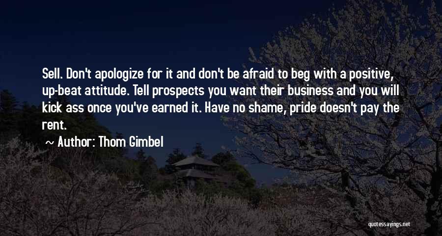 Thom Gimbel Quotes 1220387