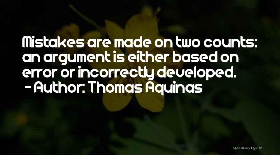 Thomas Aquinas Quotes 1104136