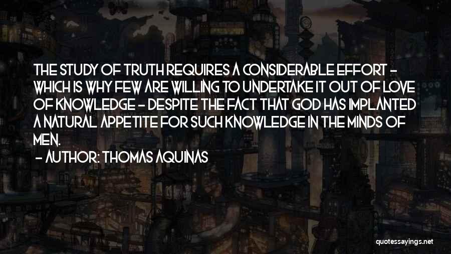 Thomas Aquinas Quotes 1470502