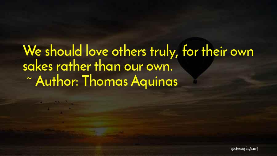 Thomas Aquinas Quotes 1708865