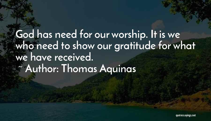 Thomas Aquinas Quotes 1766328