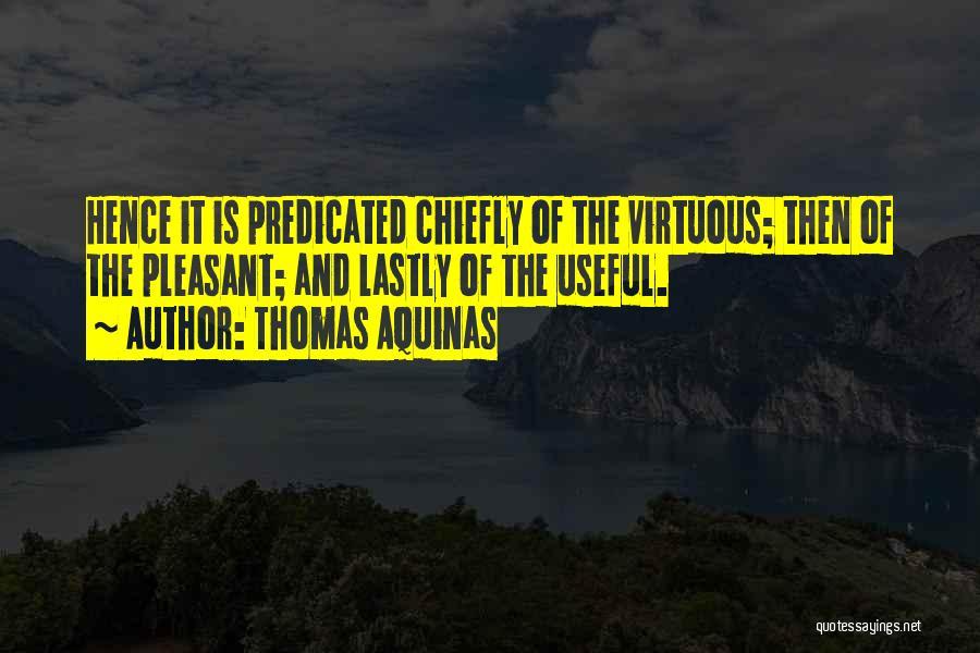 Thomas Aquinas Quotes 1835203