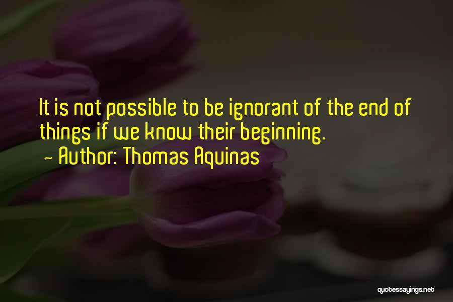 Thomas Aquinas Quotes 1958949